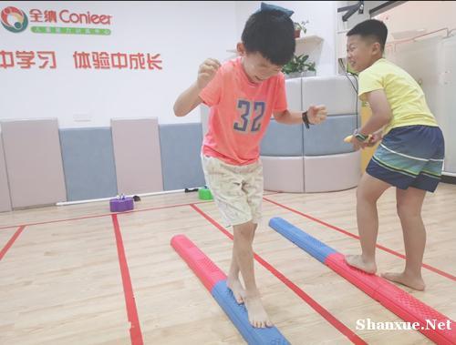 杭州感统训练 杭州注意力训练 杭州思维训练